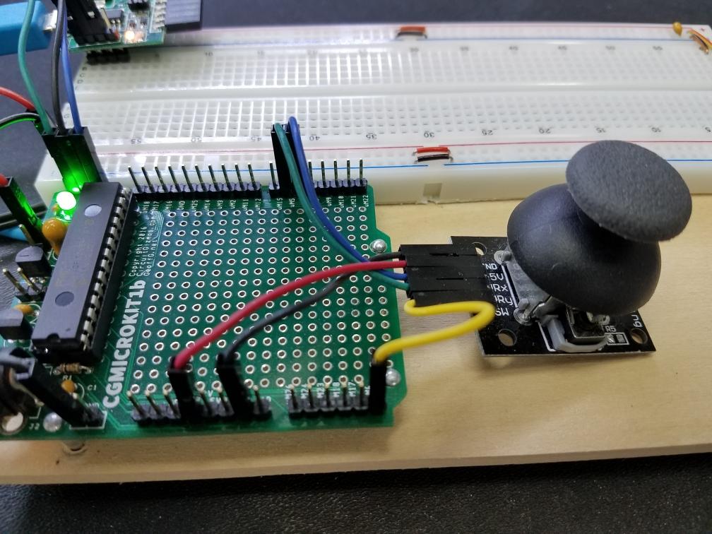 analog joystick module. Black Bedroom Furniture Sets. Home Design Ideas